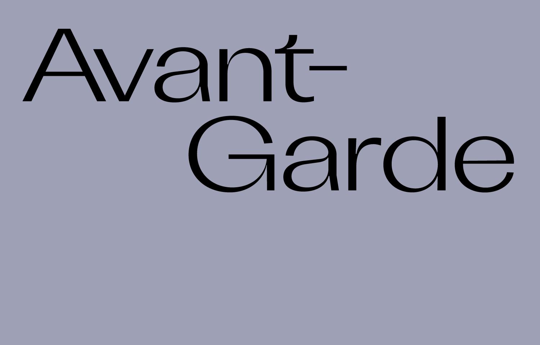 Avant-Garde ⚥
