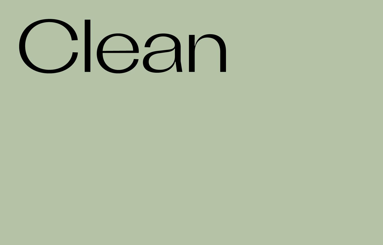 Clean ♀