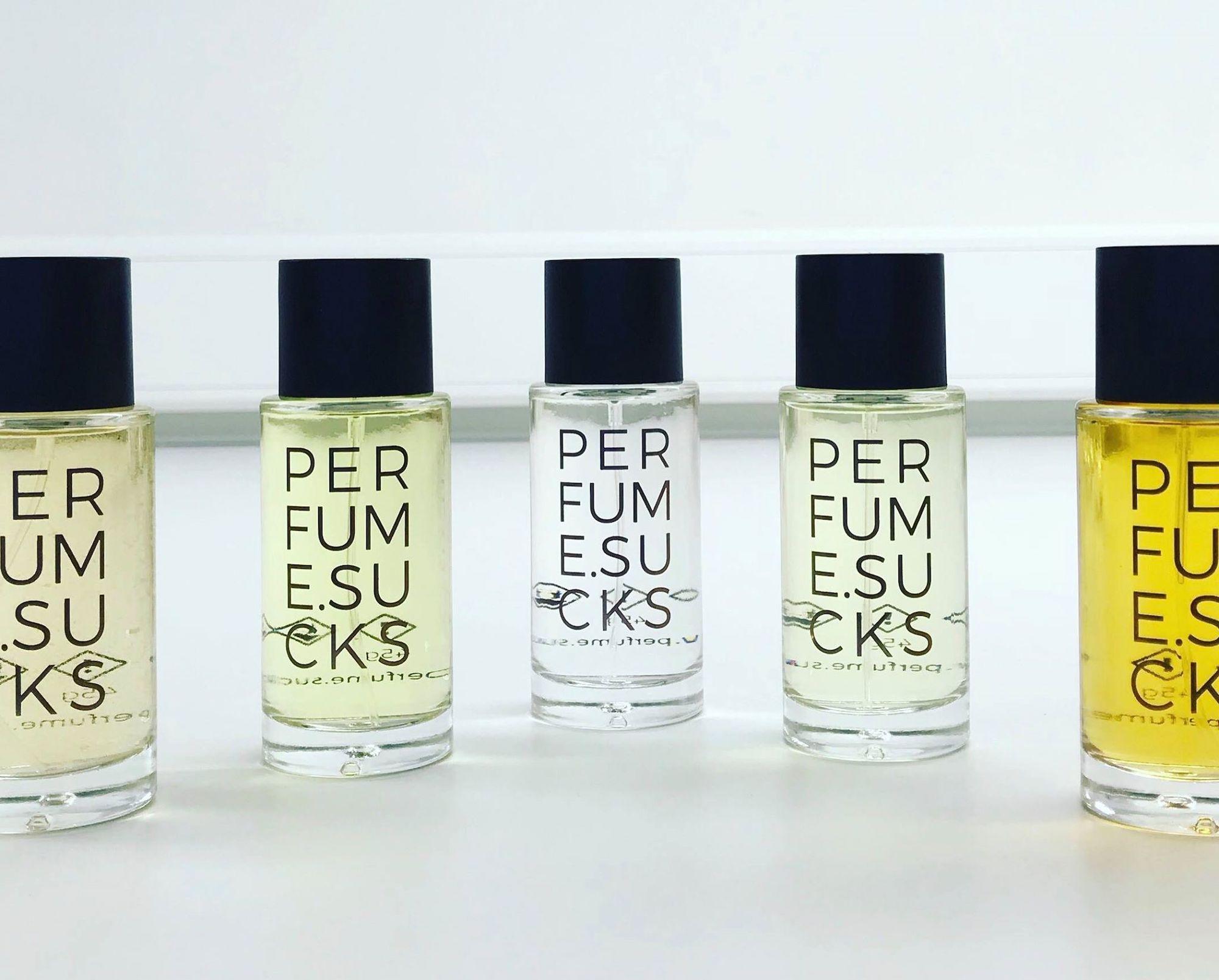 Perfume Sucks
